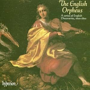 English Orpheus Sampler