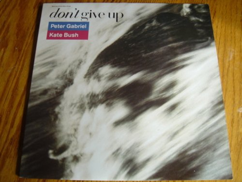 PETER GABRIEL; KATE BUSH - Don't Give Up 12' - LP
