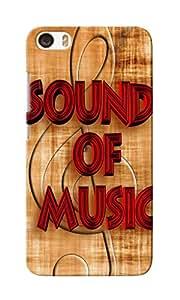 CimaCase Sound Of Music Designer 3D Printed Case Cover For Xiaomi Mi 5