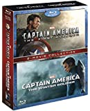Captain America / Captain America: The Winter Soldier Double Pack [Blu-ray]