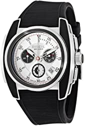 Breil Milano Men's BW0377 Mediterraneo Analog Black Dial Watch