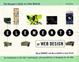 img - for Elements of Web Design (2nd Edition) by Darcy DiNucci (1999-06-04) book / textbook / text book
