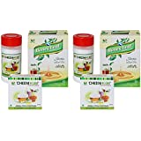 Green Valley Stevia Honey Leaf + Stevia Sweetner (50 Gms) + Stevia Sweetner (30 Gms) Combo (2 Packs)
