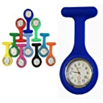 No1GS - Silicone Nurse Fob Watch with...