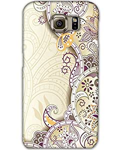 Samsung Galaxy S6 EdgeBack Cover Designer Hard Case Printed Cover