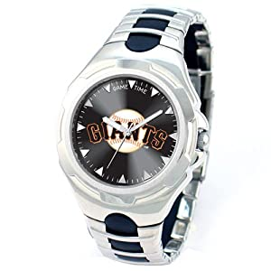 San Francisco Giants MLB Mens Victory Series Watch by Game Time