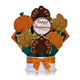 Corso's Cookies Thanksgiving Cookie Bouquet