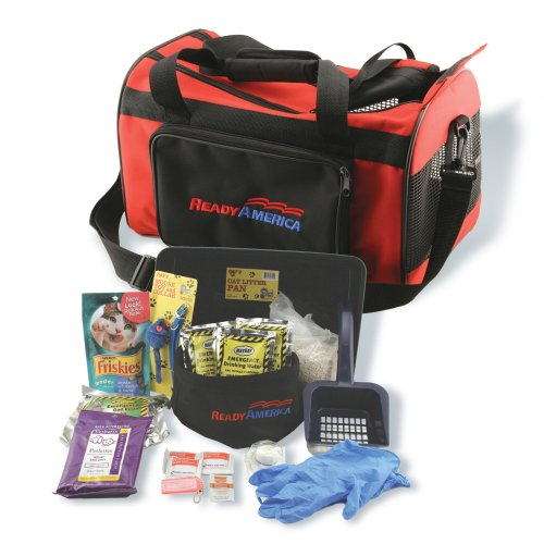 Ready-America-77100-Cat-Evacuation-Kit
