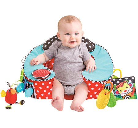 Sassy Sit & Play Sensory Seat back-922132