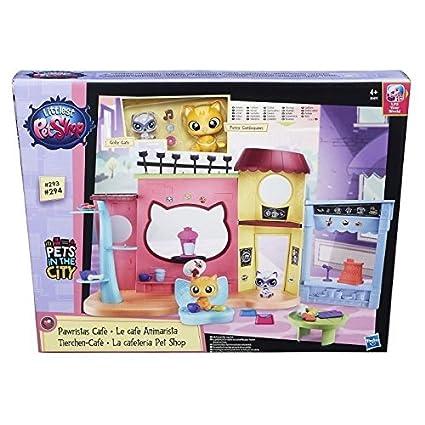 Littlest Petshop - B5479 - Le Café