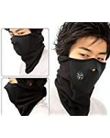 Suriel(TM) Unisex Windproof Half Face Mask For Ski Cycling Motorcycle