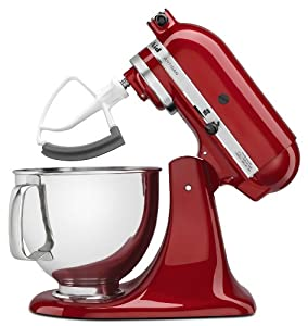 Kitchenaid Flex Edge Beater Fits 45 Quart And 5 Quart Tilt Head Mixers by KitchenAid