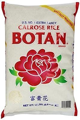 Botan Calrose Rice