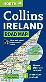 Ireland Road Map: Sheet 1 - North (International Road Atlases)