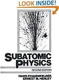 Subatomic Physics (2nd Edition)