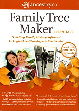 Family Tree Maker 2012 Essentials