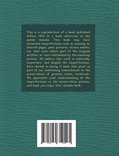 Filipinas. Distrito de Benguet. Memoria Descriptiva y Economica, Acompanada del Primer Plan-Croquis del Mismo - Primary Source Edition