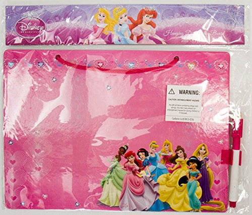 Disney Princess Dry Erase Board All 8 Princesses! - 1