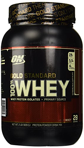 Optimum Nutrition 100% Whey Gold Standard Extreme Milk Choco