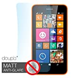 Doupi® 6x UltraThin Screen Protective Film for NOKIA Lumia 630 ( 4.5