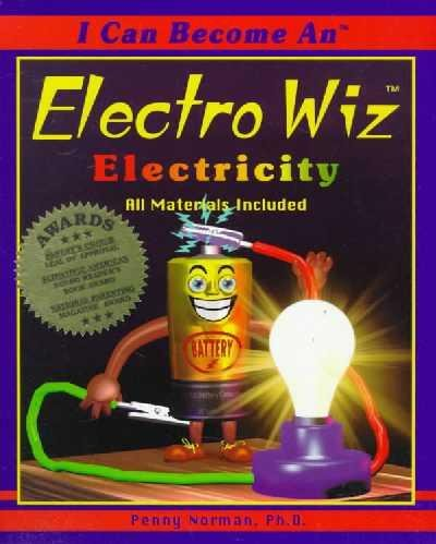 I Can Become an Electro Wiz - 1