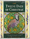 img - for Twelve Days of Christmas~A Song to Unfold, with Windows to open and Words to Sing book / textbook / text book