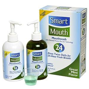 SmartMouth Mouthwash 16 fl oz (480 ml)