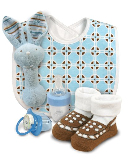 Stephan Baby Gift Set, Neo-Geo, 6-12 Months