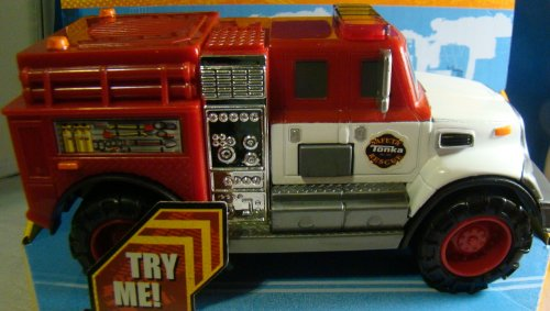 2014 Tonka Toughest Minis - Fire Rescue (Lights and Sounds)