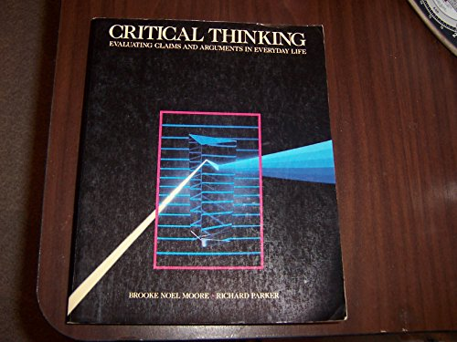 critical thinking in everyday life Critical thinking in everyday life: developing as rational persons: viewing our development in stages humans are capable of developing into rational beings.