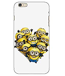 Astrode Printed Designer Back Case Cover For Apple iPhone 6S Plus