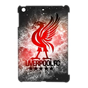 Liverpool Football Club The Reds Team Logo iPad Mini 3d Nice Durable Case Cover from MyTop Arts