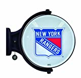NHL New York Rangers Revolving Wall Light at Amazon.com
