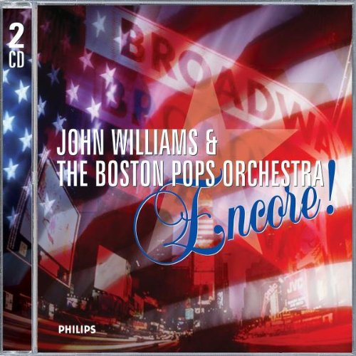 Encore! by John [Film Composer] Williams, Vangelis, Max Steiner, Henry Mancini and Manos Hadjidakis