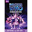 Doctor Who: Spearhead from Space (Story 51) - Special Edition