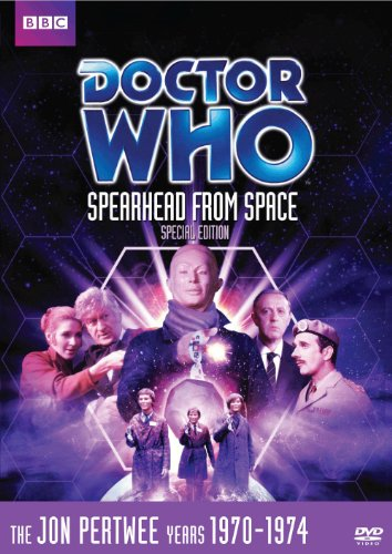 Doctor Who, Spearhead From Space