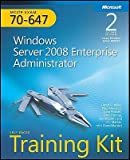 img - for MCITP Self-Paced Training Kit (Exam 70-647): Windows Server 2008 Enterprise Administrator [With CDROM]   [MCITP SELF PACED TRAINING-W/CD] [Paperback] book / textbook / text book