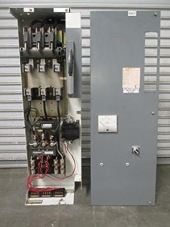 Allen-Bradley AB 2100 Centerline Size 4 200 Amp Fusible 48 ...
