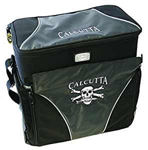 Calcutta 5tray tackle bag fishing tackle for Amazon fishing gear