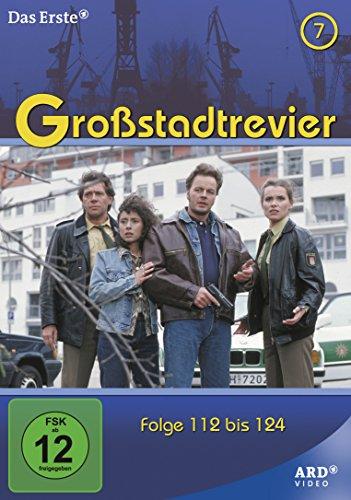 Großstadtrevier - Box 07, Folge 112 bis 124 [4 DVDs]