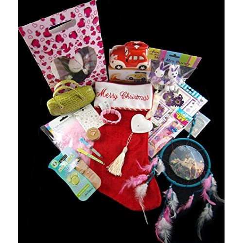 Older Girls 2015 Pre Filled Christmas Stocking Stuffed With 15 Treats   Beauty Gifts!