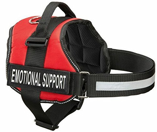 Service Animal Vest with