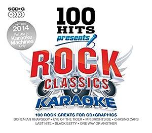 100 Hits Presents: Rock Classics Karaoke