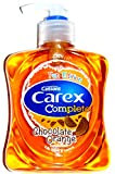 Cussons Carex Complete Anti Bacterial Hand Wash Kills 99% Of Bacteria (Chocolate Orange)