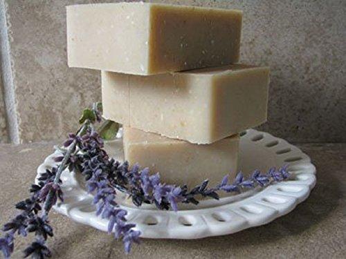 Lavender Essential Oil Shampoo Bars - Melt & Pour Soap Making Kit