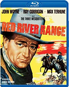 Red River Range [Blu-ray]