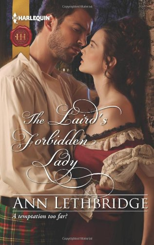 Image of The Laird's Forbidden Lady