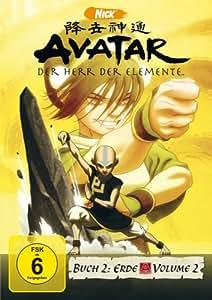 Avatar Der Herr Der Elemente Online Game