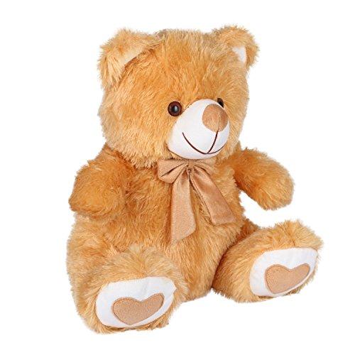 Richy-Toys-Teddy-Bear-animallovegiftbirthdayfor-kids-Big-valentine-40-CM-Brown