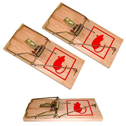 3-stuck-rattenfalle-aus-holz-mausefalle-mit-koderhalter-nagerschadlinge